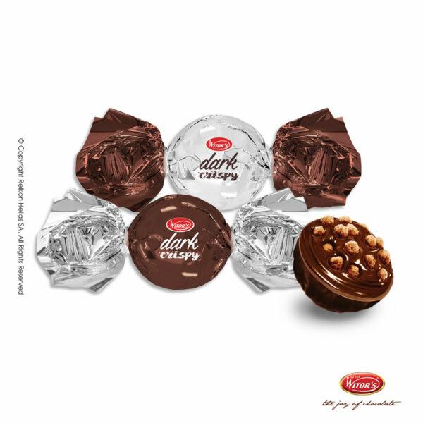 Ανάμεικτη συσκευασία με τυλιχτά σοκολατάκια με 3 διαφορετικούς μοναδικούς συνδυασμού