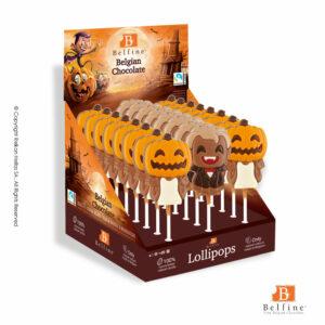 Σοκολατένιο γλειφιτζούρι Halloween!