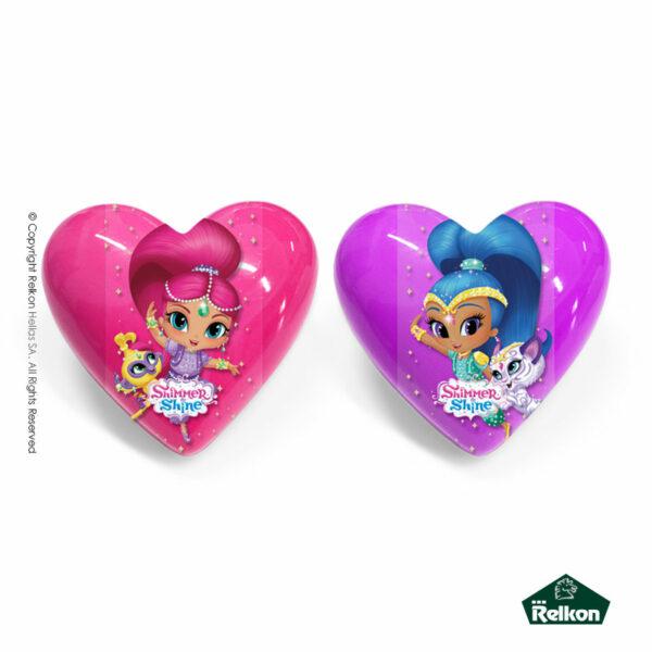 Shimmer & Shine surprise hearts με δώρο έκπληξη.