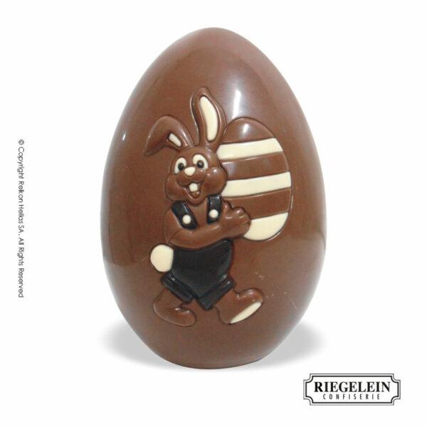 Πασχαλινό αυγό από σοκολάτα γάλακτος. Ιδανικό για το Πάσχα.