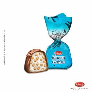 Σοκολατάκια γάλακτος με απαλή γέμιση κρέμας γάλακτος και τραγανά δημητριακά