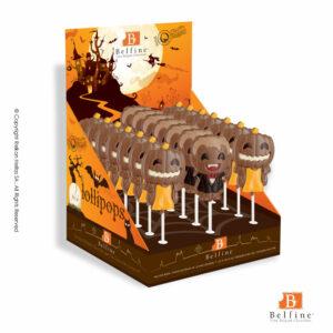 Σοκολατένιο γλειφιτζούρι Halloween