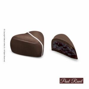 Πραλίνες σοκολάτας υγείας με γέμιση απο κρέμα κακάο bitter