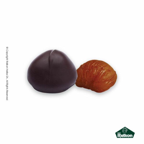 Σοκολάτα υγείας με ολόκληρο κάστανο