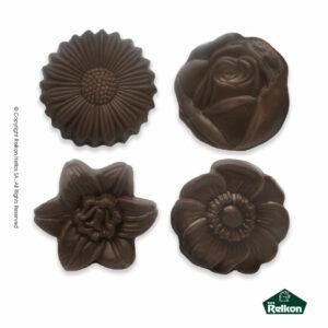 Σοκολάτα υγείας σε σχέδιο μαργαρίτας