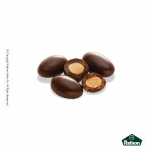 Σοκολάτα υγείας με ολόκληρο αμύγδαλο