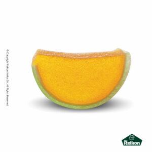 Μaxi φέτες ζελέδες με γεύση πορτοκάλι. Ιδανικά για παιδικά party και events.