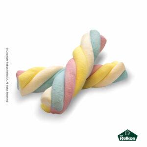 Marshmallows ουράνιο τόξο πολύχρωμο. Ιδανικά για παιδικά party, βάπτιση και events.