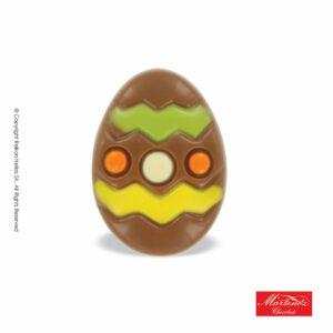 Martinez φιγούρα απο σοκολάτα γάλακτος σε σχέδιο αυγό. Ιδανικό για το Πάσχα.