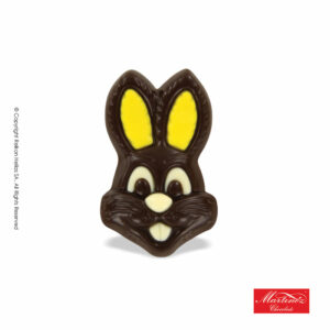 Martinez φιγούρα απο σοκολάτα υγείας σε σχέδιο λαγός. Ιδανικό για το Πάσχα.