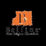 Belfine logo