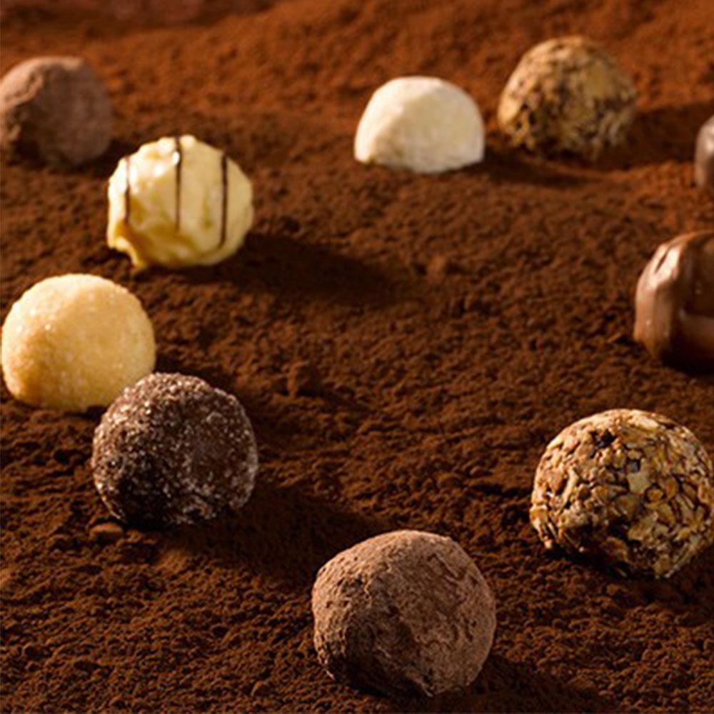 Τρουφες Σοκολατας