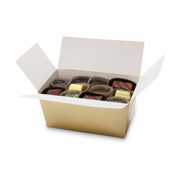 Κουτί συσκευασίας χωρητικότητας περίπου 500γρ τροφίμων.