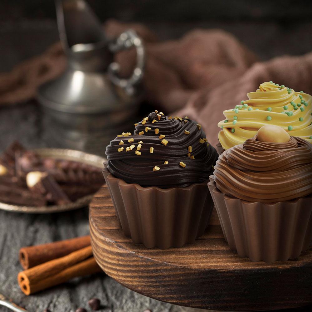 Σοκολατάκια Cupcakes Paul Ravel