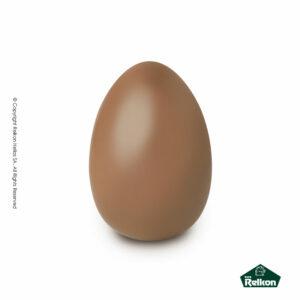Πασχαλινά αυγά από σοκολάτα γάλακτος. Ιδανικό για Πάσχα.