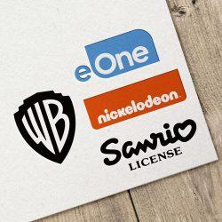 Relkon δικαιώματα με εταιρείες Warner, Sanrio, Nickelodeon, NBA, eOne