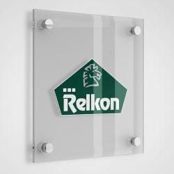 Relkon logo Ιστορία