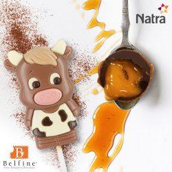 Relkon ιστορία, Βελγικές Τρούφες Natra και τα Βελγικά σοκολατένια γλειφιτζούρια Belfine
