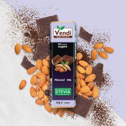 Relkon ιστορία, βελγική σοκολάτα Vendi με στέβια
