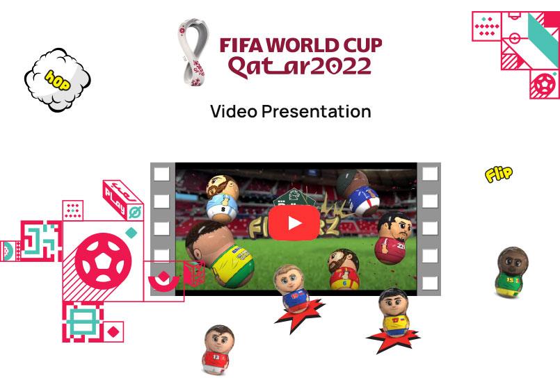 Flipperz FIFA video presentation